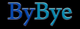 bybye